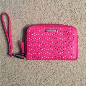 Stella & Dot Chelsea Perforated Wristlet